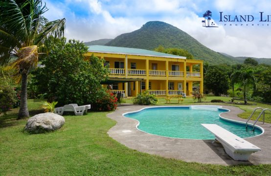 Island Retreat – TRINITY