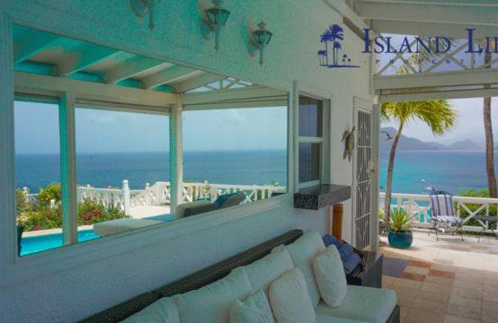 Panorama Horizons Villa  – FRIGATE BAY