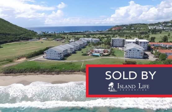Island Living – ST. CHRISTOPHER CLUB….SOLD!!
