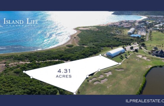 Frigate Bay Commercial Land