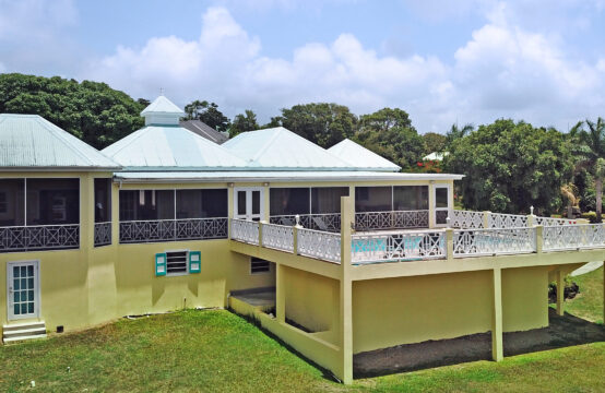 Lime Villa – Nevis
