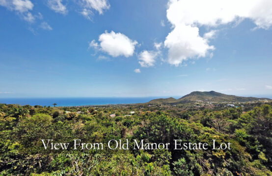 Old Manor Estate Lot – NEVIS